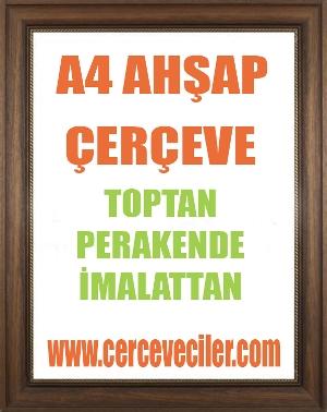 a4-ahsap-cerceve